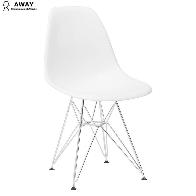 eames dsr chair white