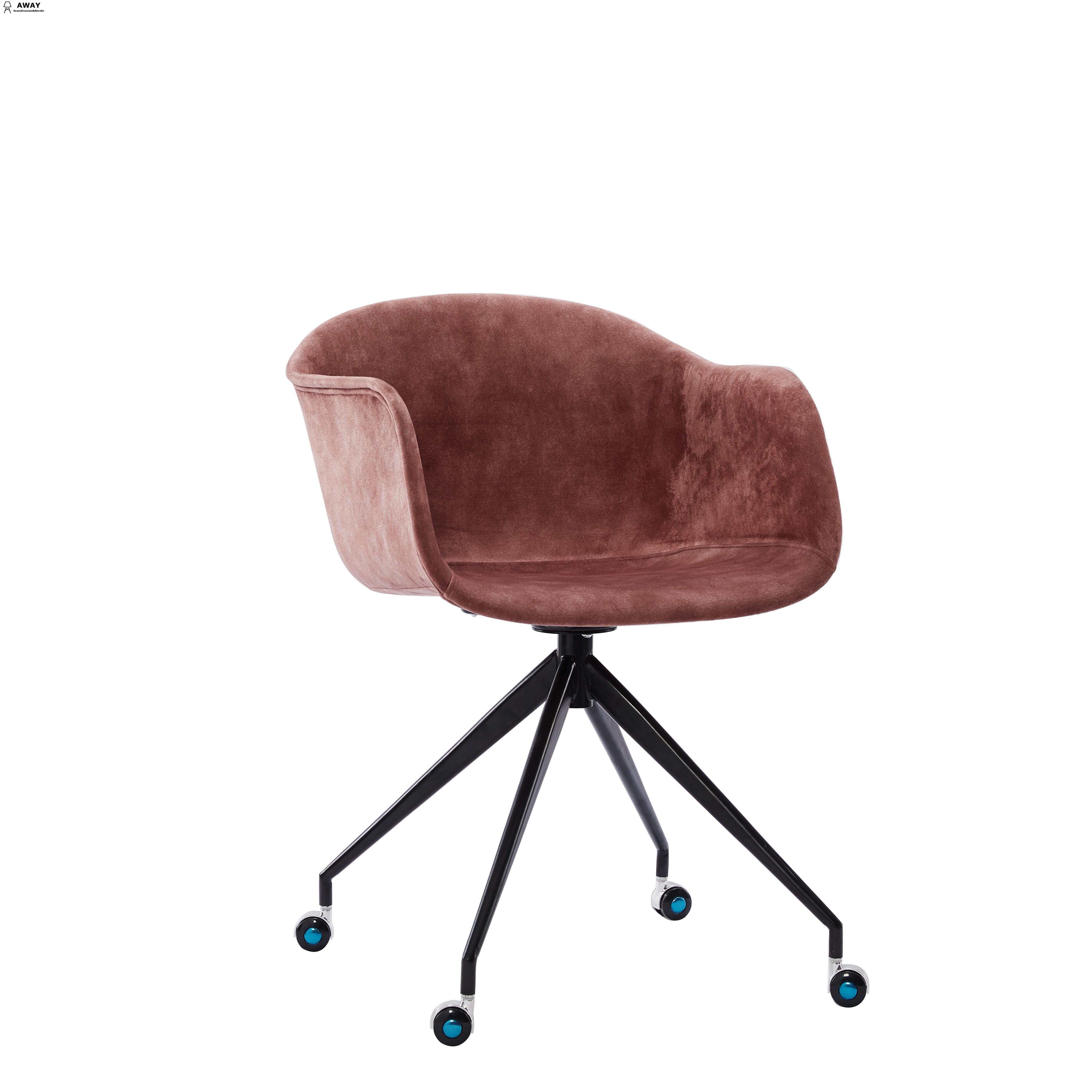 puree swivel upholstered chair comfy